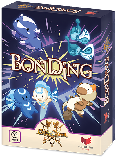 (BonDing Box Cover)